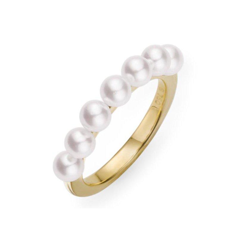 Mikimoto Akoya Pearl Ring
