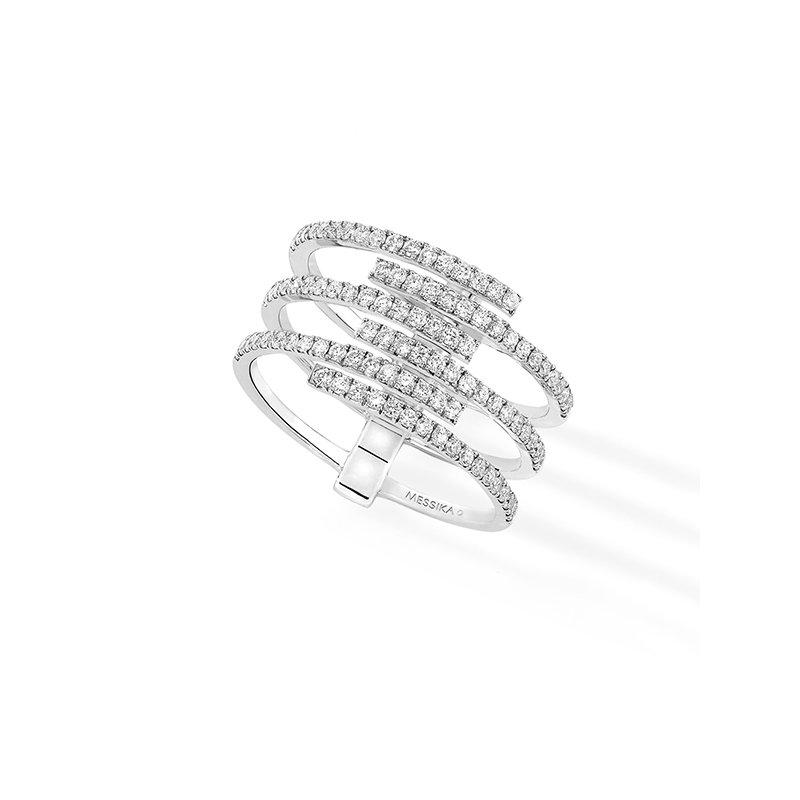 Messika Gatsby 6-Row Ring