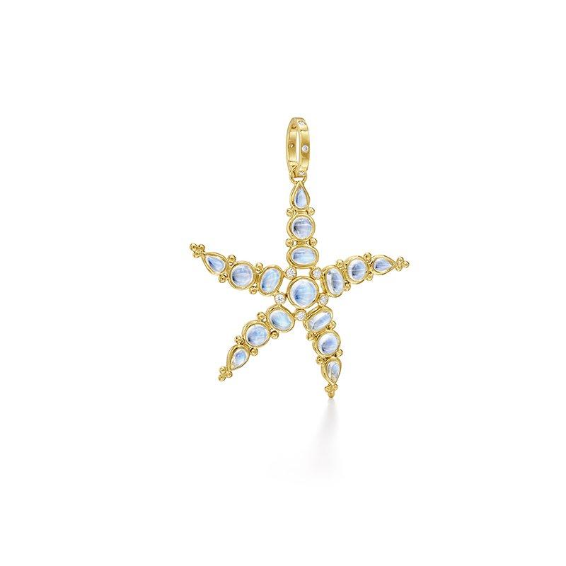 Temple St. Clair Sea Star Pendant