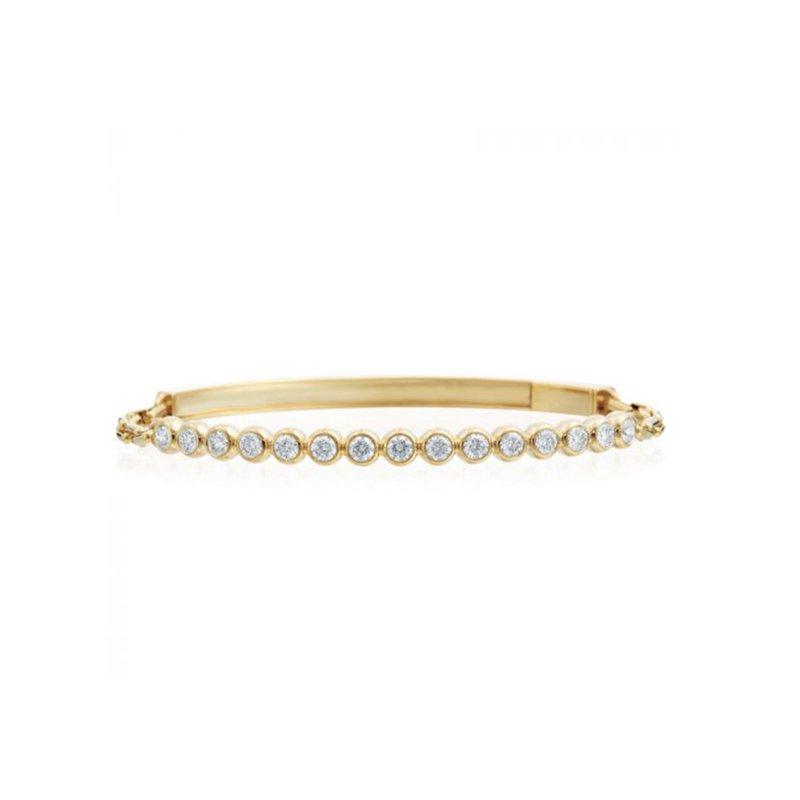Gumuchian Moonlight Stiletto Diamond Bracelet