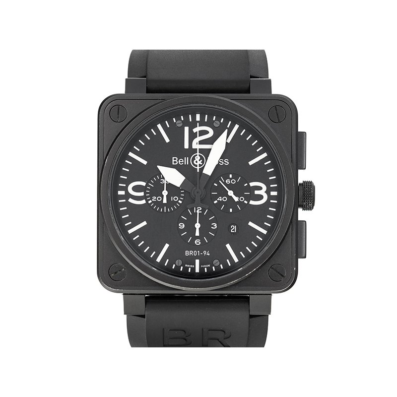 Pre-Owned Bell & Ross Aviation (Ref. BR01-94)