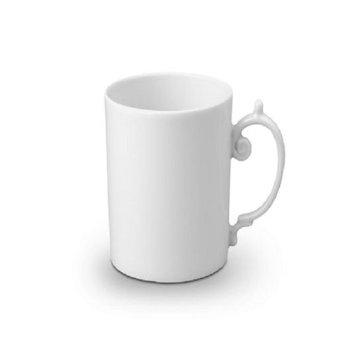 Aegean White Mug