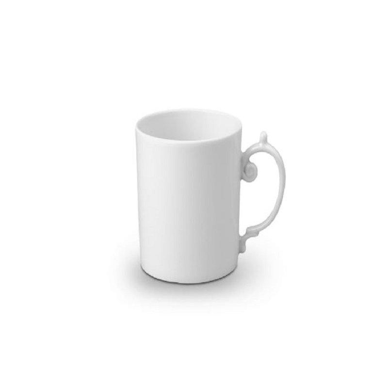 L' Objet Aegean White Mug