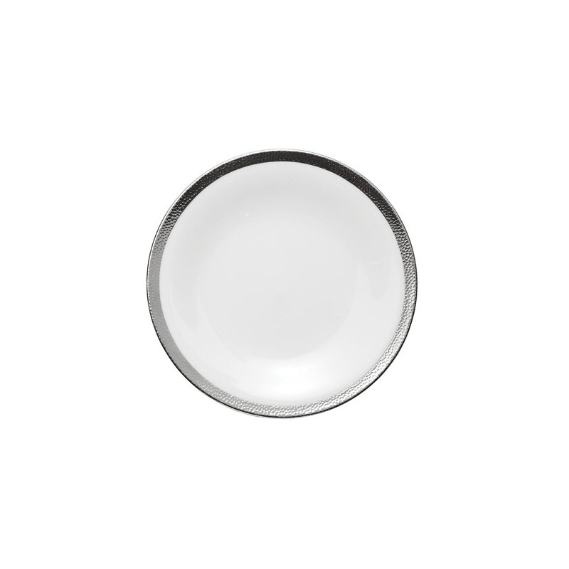 Michael Aram Silversmith Salad Plate