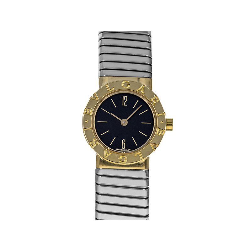 Pre-Owned Bvlgari Tubogas (Ref. BB232T)