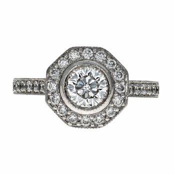 Cento Diamond Ring