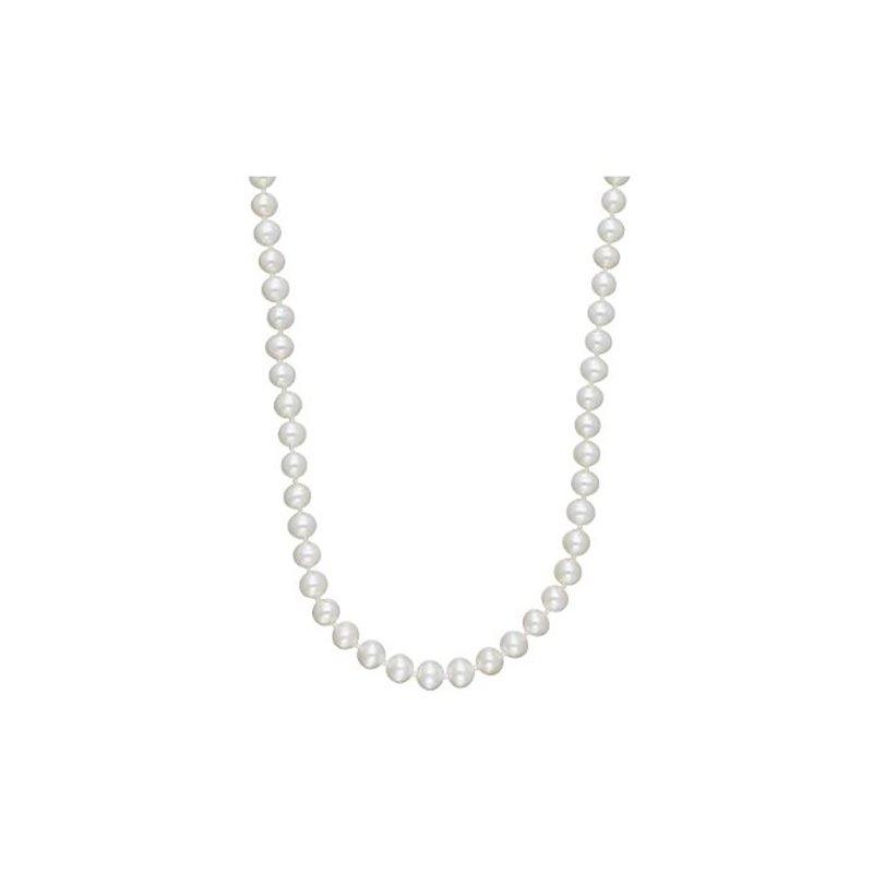 Honora 6mm White Pearl Strand