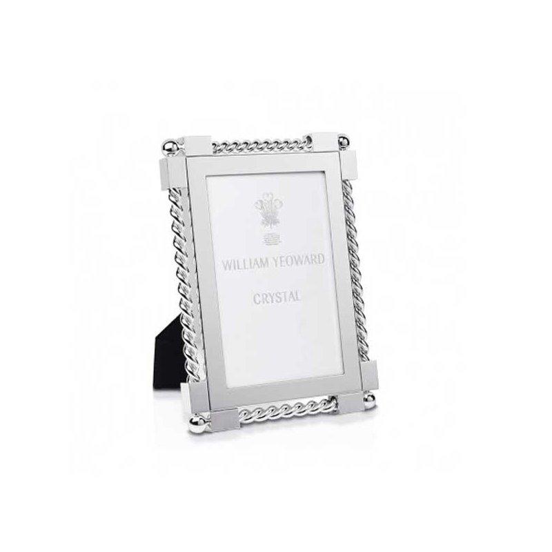 William Yeoward Classic Silvertwist Frame 4x6