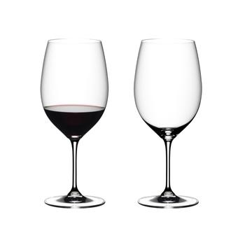 Vinum Cabernet Sauvignon/Merlot Glasses-Set of 2