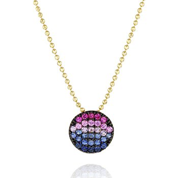 Dusk Mini Infinity Necklace