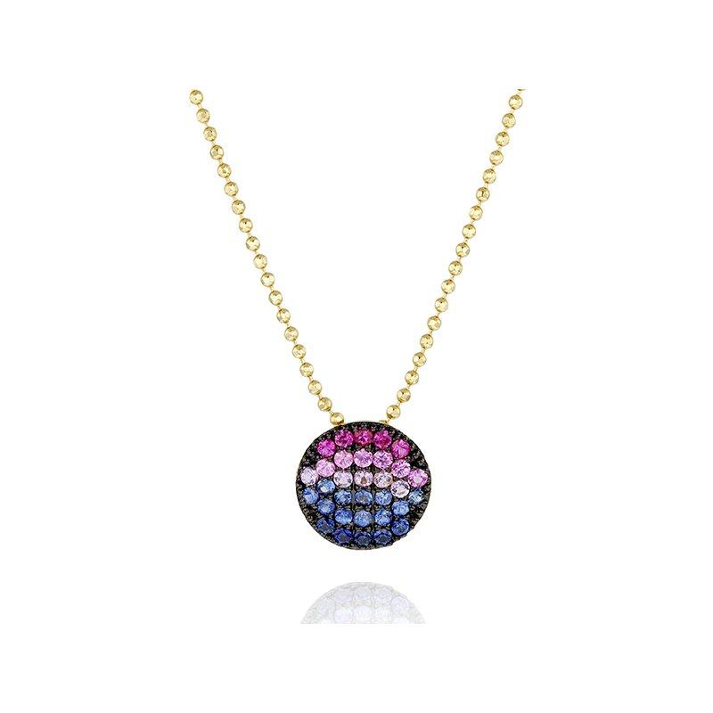 Phillips House Dusk Mini Infinity Necklace