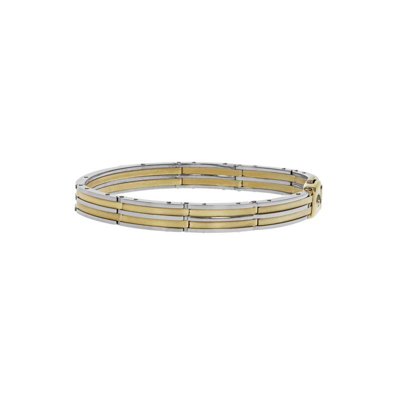 Estate Chimento Three Row Bracelet
