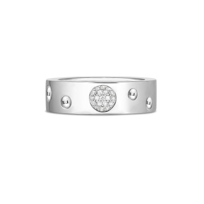 Roberto Coin Pois Moi Luna Ring