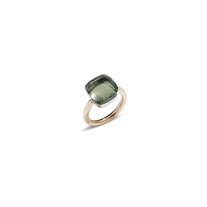 Pomellato Nudo Maxi Ring in Prasiolite