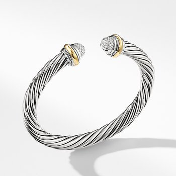 Bracelet with Diamonds with 18K Gold