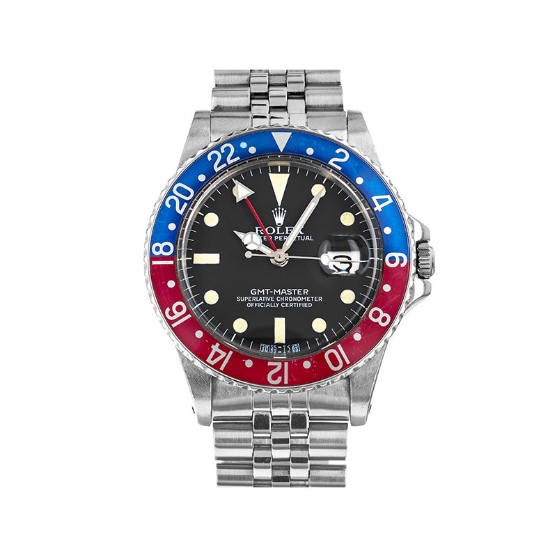 Pre-Owned Rolex GMT Master (Ref. 16750)