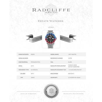 GMT Master (Ref. 16750)