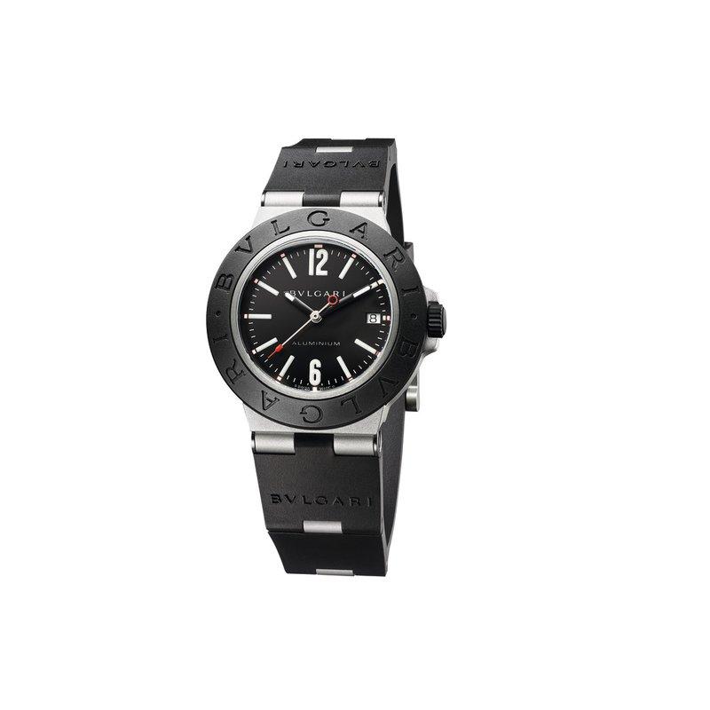 Bvlgari Watches Aluminium Watch
