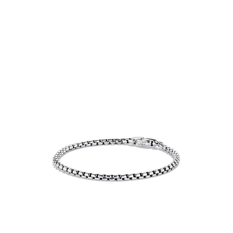 David Yurman Medium Box Chain Bracelet