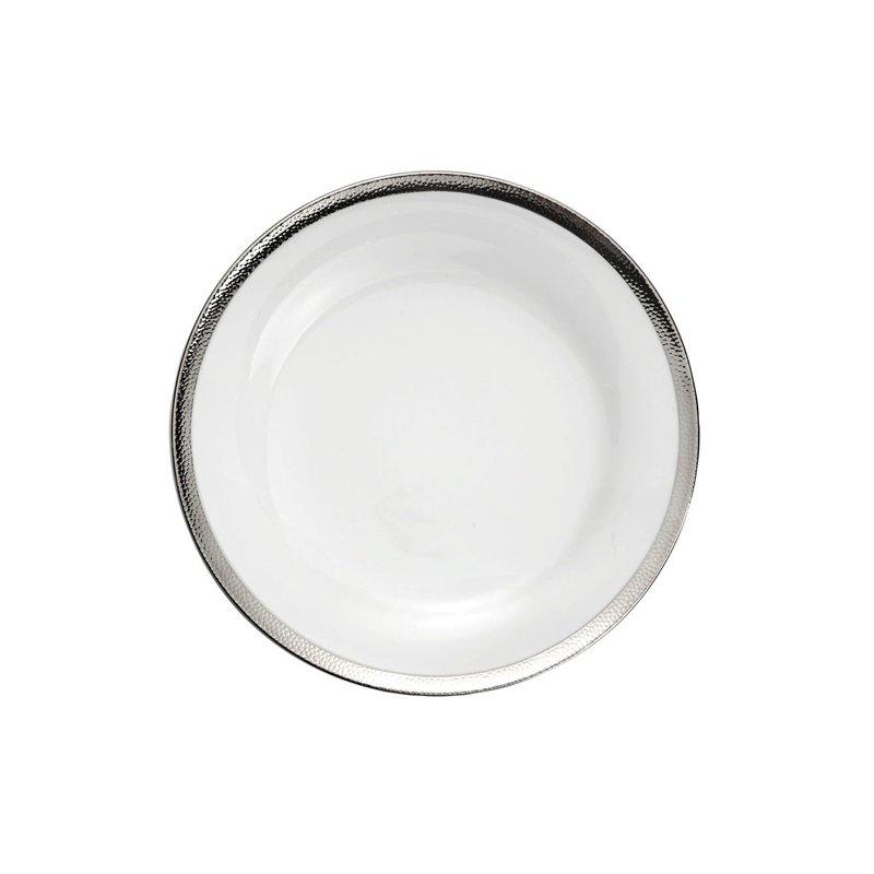 Michael Aram Silversmith Dinner Plate