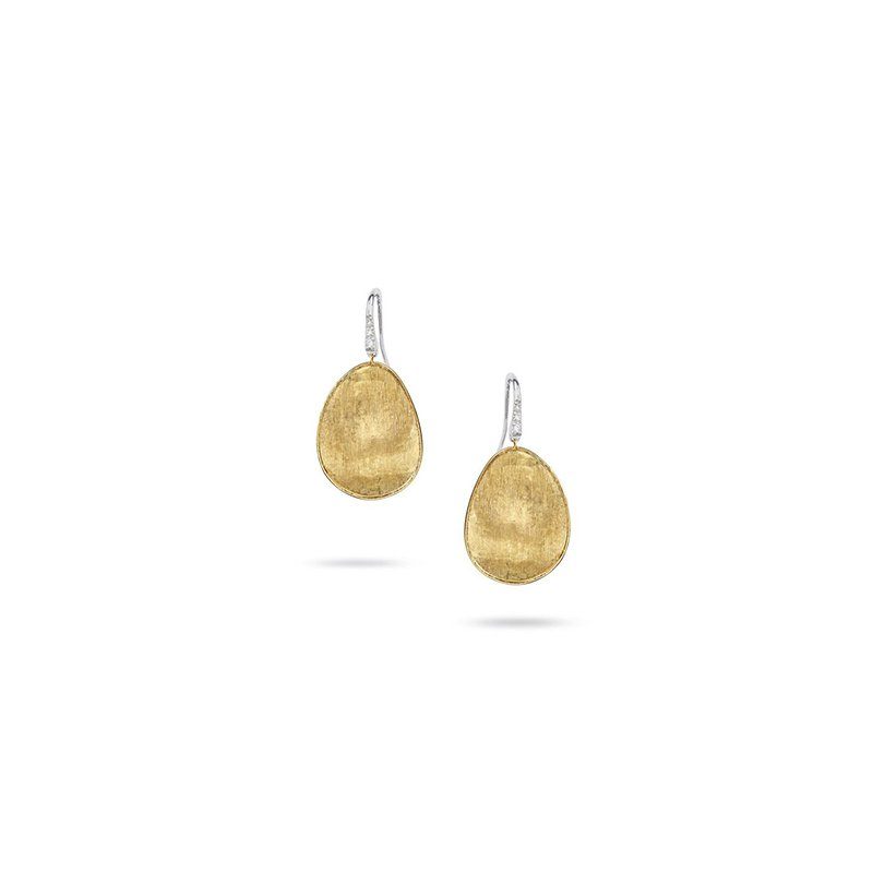 Marco Bicego Lunaria Earrings with Diamonds