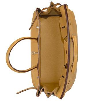 35cm Curry Birkin Bag