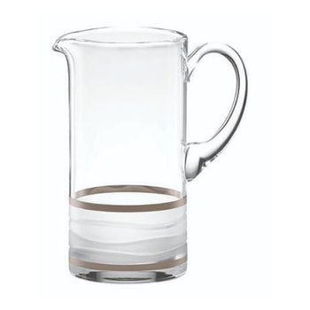 Ile De Re Platinum Pitcher