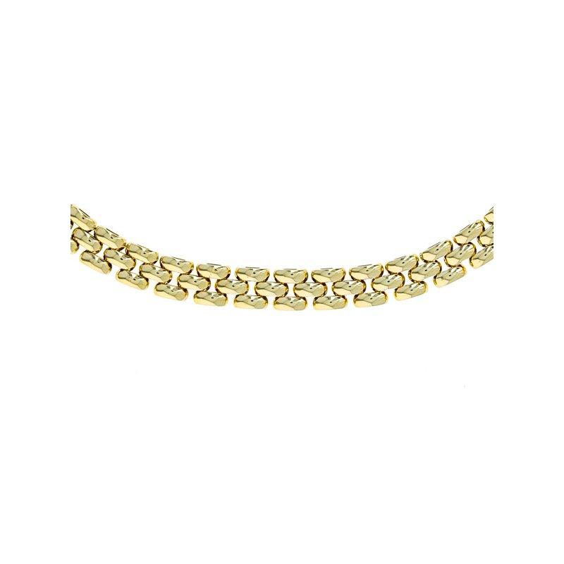 Estate Radcliffe Panther Link Necklace
