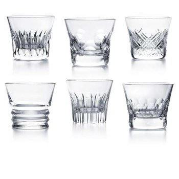 Everyday Baccarat Classic Tumblers, Set of 6
