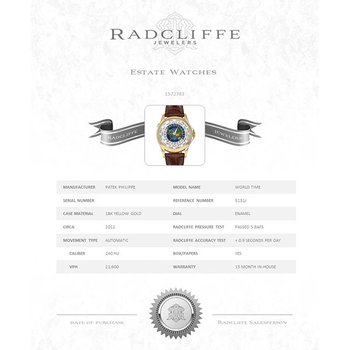 World Time (Ref. 5131J-0001)