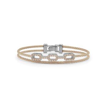 Petite Layered Links Bracelet