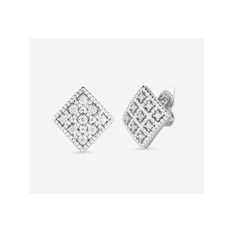 Roberto Coin Byzantine Barocco Earrings