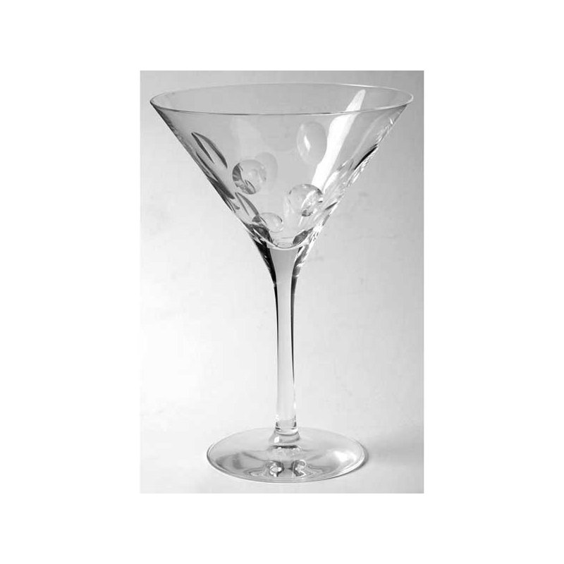 Christofle Cluny Cocktail/Martini Glass