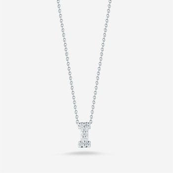 "Diamond ""I"" Pendant"