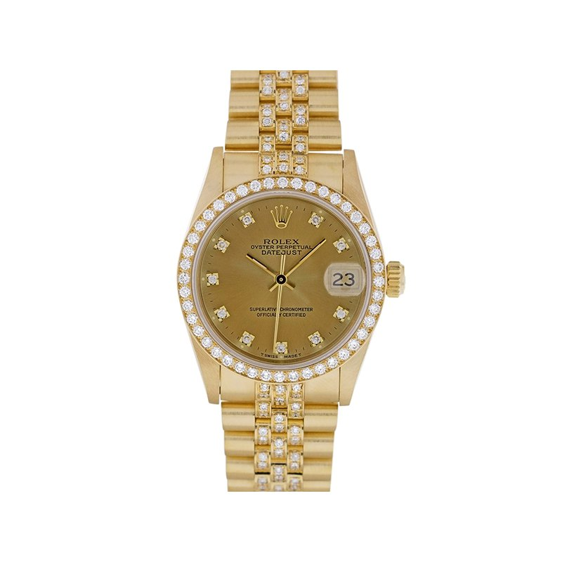 Pre-Owned Rolex Datejust (Ref. 68278)