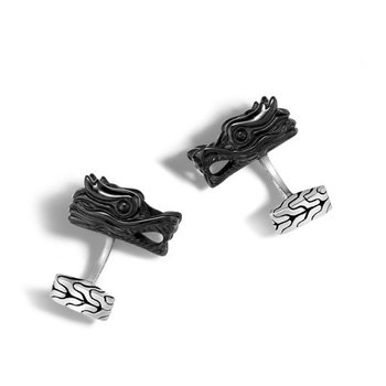 Naga Black Onyx Cufflinks