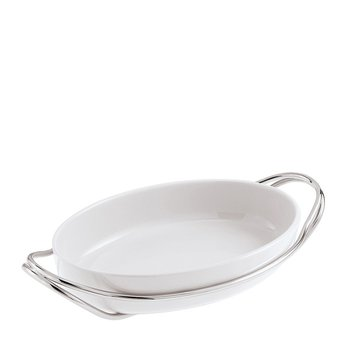 Living Oval Dish Set