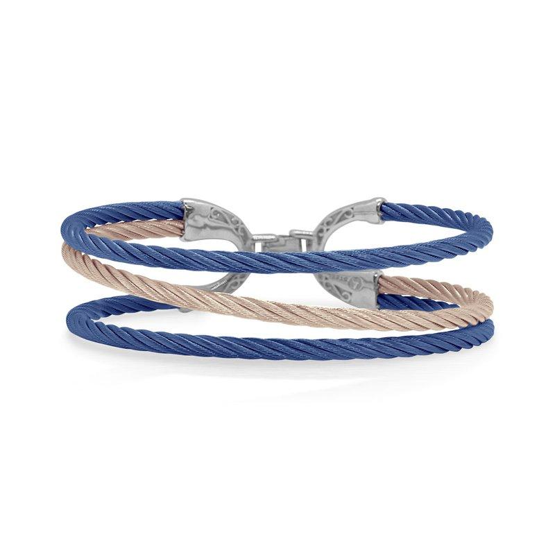 ALOR Transverse Bracelet