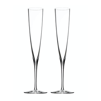 Elegance Champagne Trumpet-Set of 2