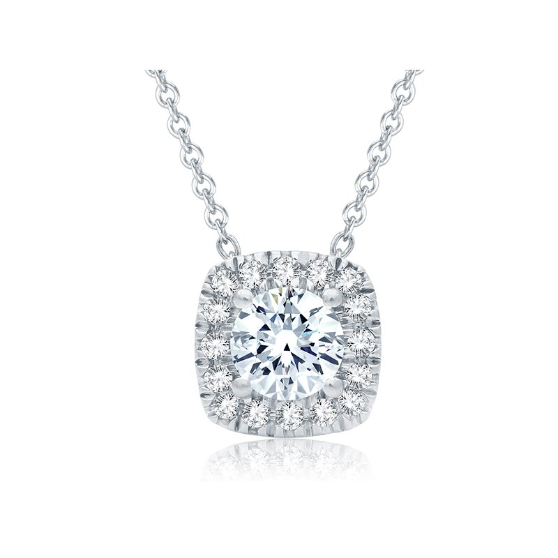 Radcliffe Signature 0.35 CTTW Diamond Pendant
