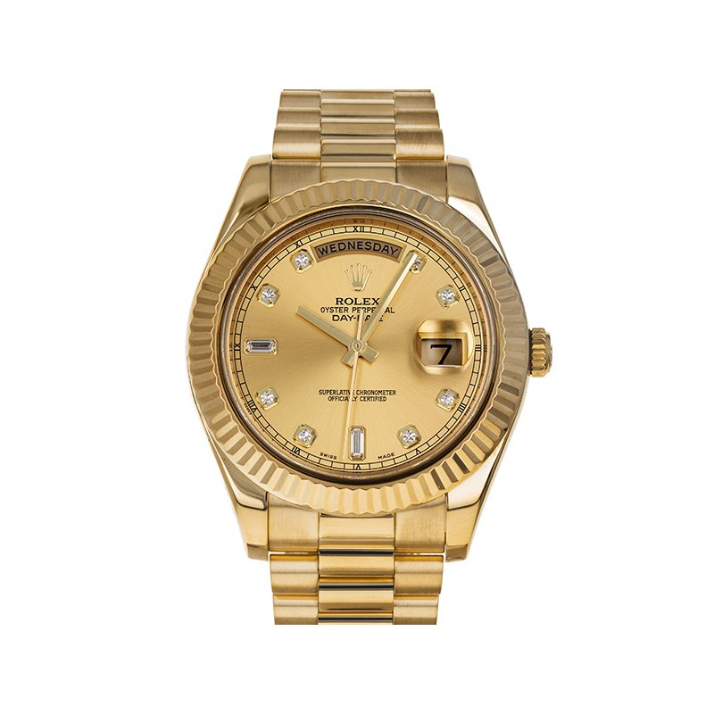 Pre-Owned Rolex Day-Date 41 (Ref. 218238)