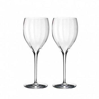 Elegance Optic Crisp White Wine Glasses-Set of 2