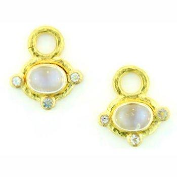 Moonstone Earring Pendants