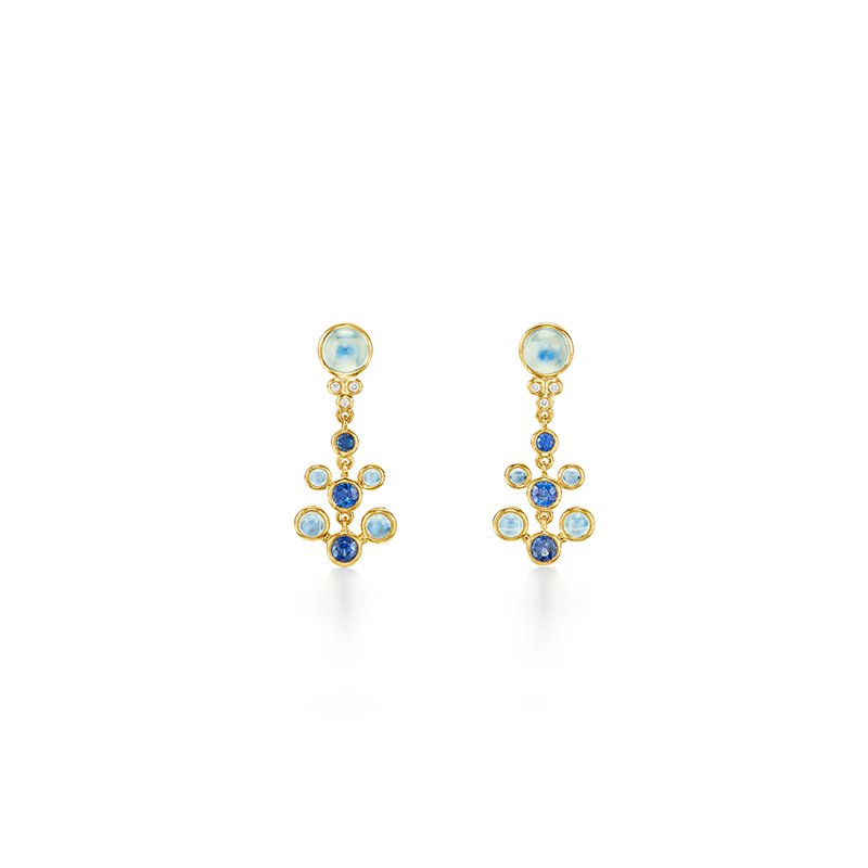 Temple St. Clair Galaxy Minor Earrings