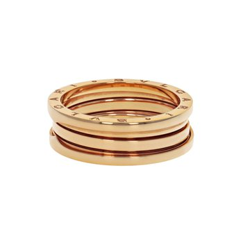 B Zero 1 Three Band Ring