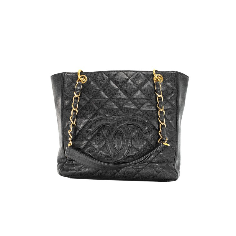 CHANEL Black PST Bag