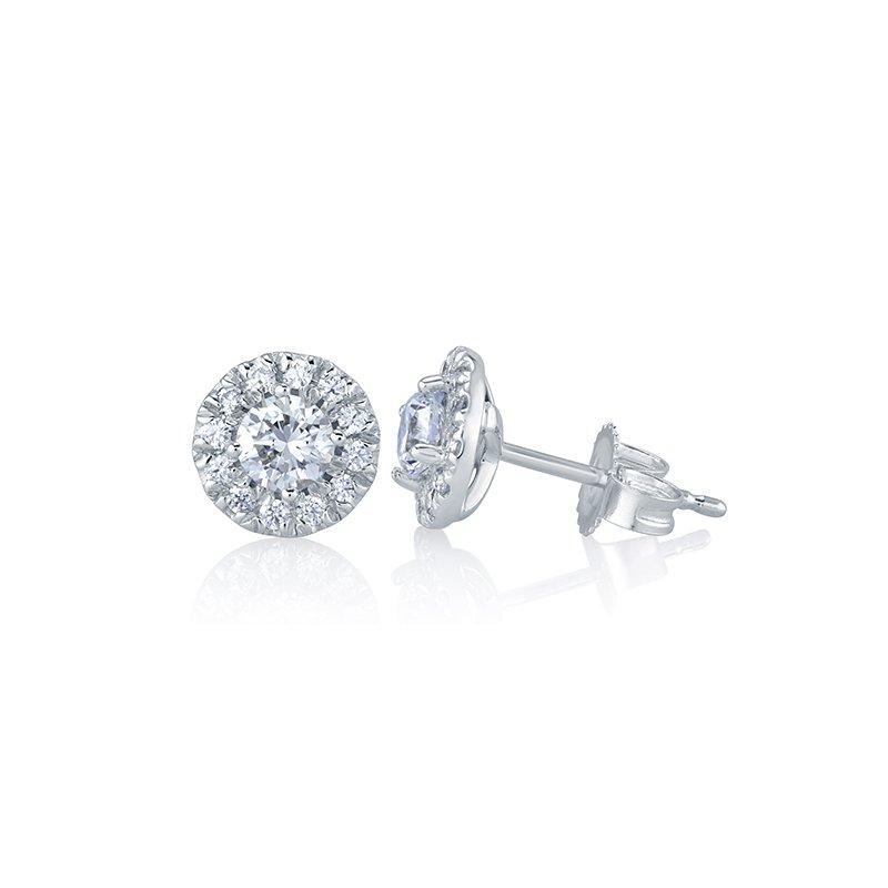Radcliffe Signature 1.00 CTTW Diamond Studs