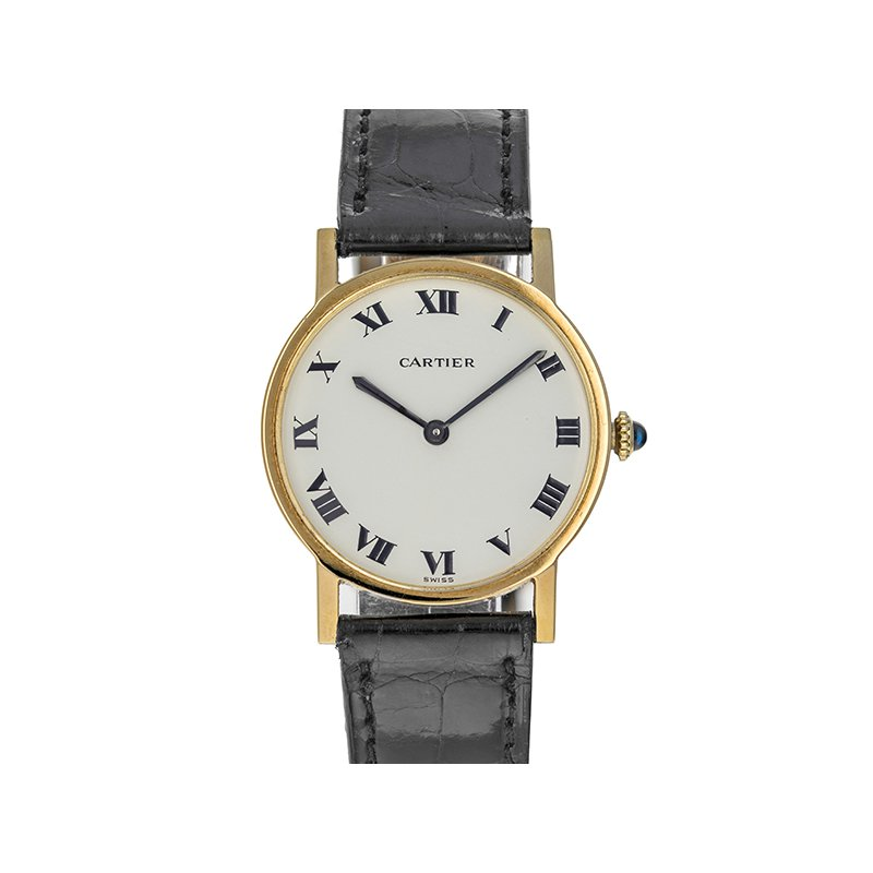Pre-Owned Cartier Ronde (Ref. 897053)