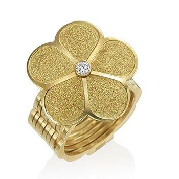 G Boutique Daisy Ring/Bracelet