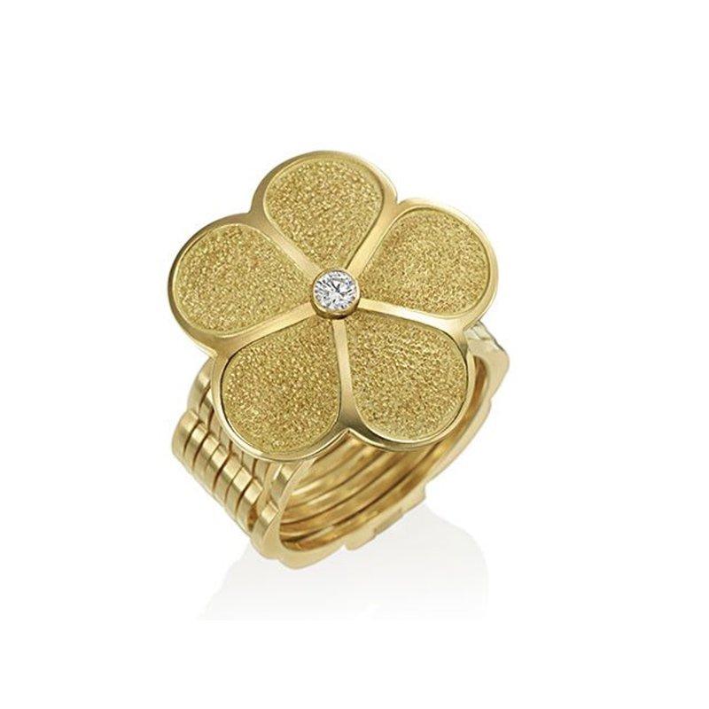 Gumuchian G Boutique Daisy Ring/Bracelet